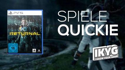Returnal - Spiele-Quickie