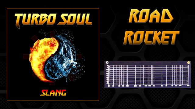 Road Rocket (featuring Kay-Ta Matsuno) from the album Turbo Soul