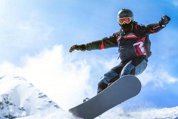Twe12ve - Clip 2 (Snowboarding)