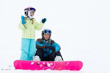 Twe12ve - Clip 4 (Snowboarding)