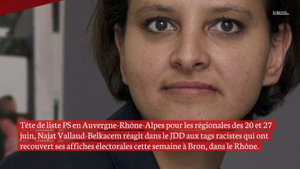 """Najat Vallaud-Belkacem veut un """"sursaut pour en finir avec ce climat nauséabond"""""""