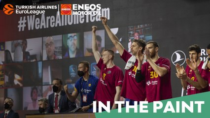 In the Paint | Efes and Barca's road to the final