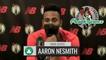 Aaron Nesmith Game 4 Practice Interview | Celtics vs Nets