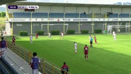 RELIVE: U23 Qatar v U21 Malta 30.05.2021