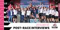 Giro d'Italia 2021 | Stage 21 | Bernal e Ganna Post Race Interviews