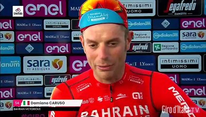 Giro d'Italia 2021 | Stage 21 | Interviews post race