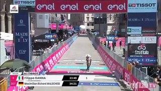 Giro d'Italia 2021 | Stage 21 |  Filippo Ganna Wins Stage 21: Senago-Milano Tissot ITT