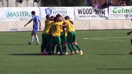 Colorno - Del Duca Grama 4-1, gli highlights