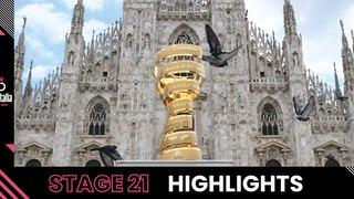 Giro d'Italia 2021 | Stage 21 | Highlights