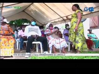 RTG/ Mise en l'honneur des femmes dans le 5ème arrondissement de Libreville
