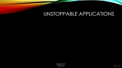 026 Let's Talk About Unstoppable Applications