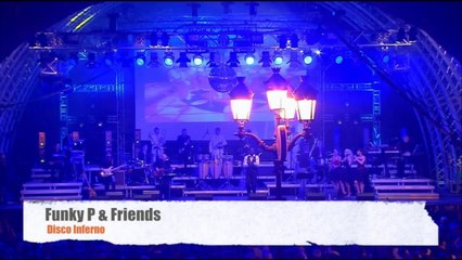 Funky P & Friends - Disco Inferno