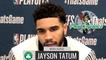 Jayson Tatum Game 4 Postgame Interview | Celtics vs Nets