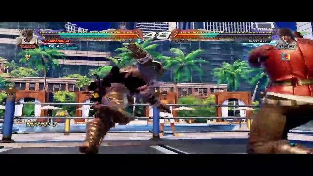 Stop Da Talk, Lets Go #3 : Tekken 7 Full Event