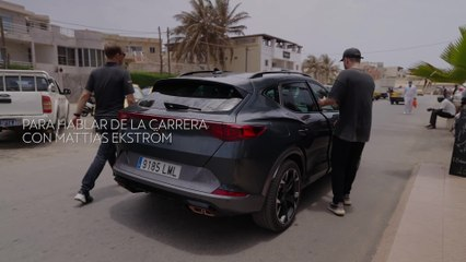 CUPRA pone rumbo a Dakar para la segunda cita del campeonato eléctrico Extreme E