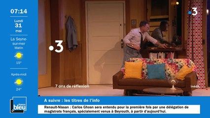 31/05/2021 - La matinale de France Bleu Provence