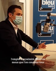Régionales en Centre-Val de Loire : Aleksandar Nikolic, tête de liste du Rassemblement national