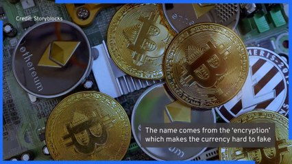 Cryptocurrency - What is cryptocurrency?