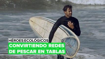 Héroes ecológicos: sacando la basura del océano