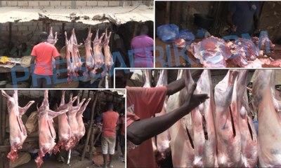 Hausse de la viande du mouton au Sénégal: des bouchers accusent la sous région de concurrence déloyale et perplexes pour la Tabaski
