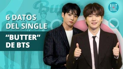 "K-pop: 6 impactantes datos detrás del single ""Butter"" de BTS | K-pop: 6 Shocking Facts Behind BTS's Single ""Butter"""