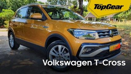 Preview: 2021 Volkswagen T-Cross