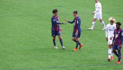 Formation (U19,U17) : Les 6 buts inscrits lors des 2 dernières semaines (N.Lebreton, N.Tlemcani, C.Awoudor, R.Herlem, P.Nkouka, M.Agnoly)