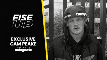 FISE UP EXCLUSIVE: EXIT WITH CAM PEAKE