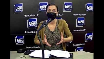 Claire Desmares-Poirier, candidate Bretagne d'Avenir