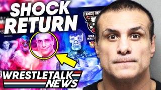 Controversial Alberto Del Rio RETURN, WWE Raw Review | WrestleTalk News