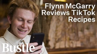 Flynn McGarry Reacts To Viral TikTok Recipes