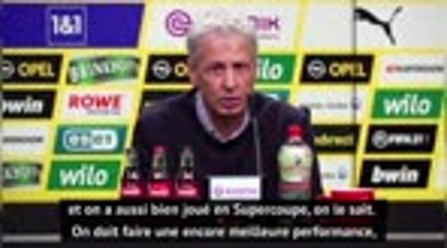 7e j. - Favre et Zorc veulent enfin battre le Bayern