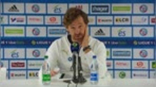 "10e j. - Villas-Boas : ""Strasbourg a des bons joueurs"""
