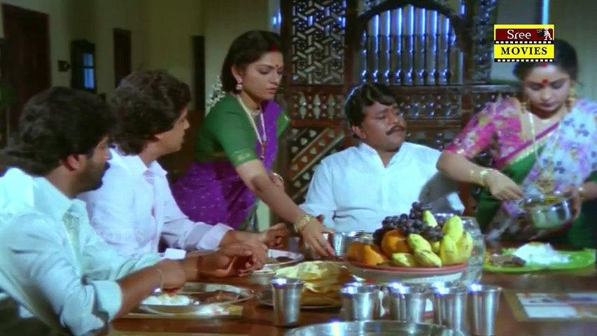 Chinna Thambi    Movie Scene 20 _  P. Vasu    Prabhu _  Kushboo    Manorama
