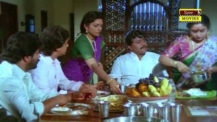 Chinna Thambi |  Movie Scene 20 _| P. Vasu |  Prabhu _| Kushboo |  Manorama