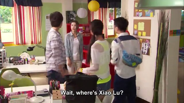 Ep 05 Falling In Love With Me eng sub P2