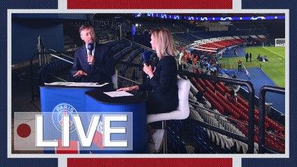 Replay : Paris Saint-Germain - Stade Rennais, l'avant match au Parc des Princes