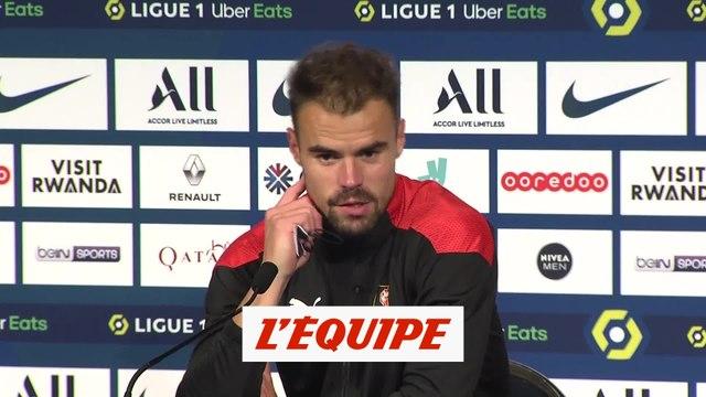 Da Silva : « Il nous manque l'instinct du tueur » - Foot - L1 - Rennes