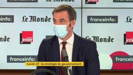 """Olivier Véran : """"On sait qu'à Noël on fera attention aux gens autour de nous"""""""