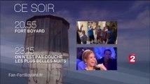 Fort Boyard 2016 - Bande-annonce soirée de l'émission 7 (13/08/2016)