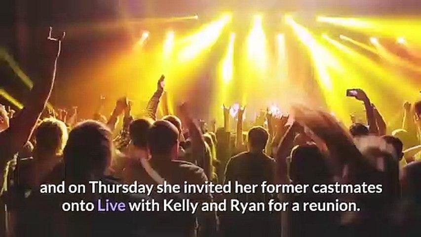Watch Kelly Ripa Reunites Cast of All My Children on Live