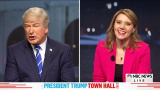 Dueling Town Halls Cold Open