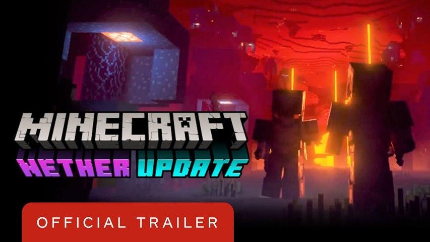 Minecraft_ Nether Update - Official Trailer