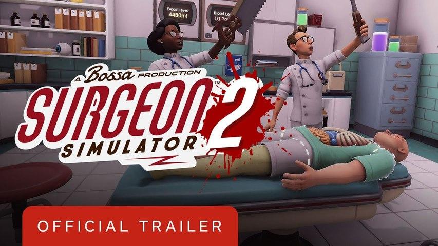 Surgeon Simulator 2 - Gameplay Overview Trailer  Summer of Gaming 2020