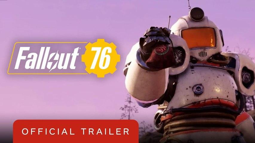 Fallout 76 - Official Summer Updates Trailer