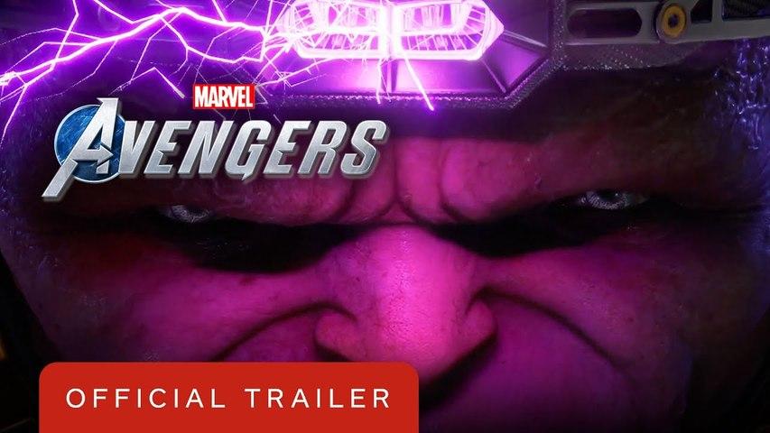 Marvel's Avengers - Official Story Trailer (4K)