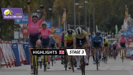 Stage 3 Highlights   Ceratizit Challenge 2020