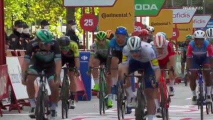 Pascal Ackermann vs Sam Bennett: Photo Finish On Vuelta Stage 18