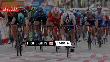 Highlights - Stage 18 | La Vuelta 20