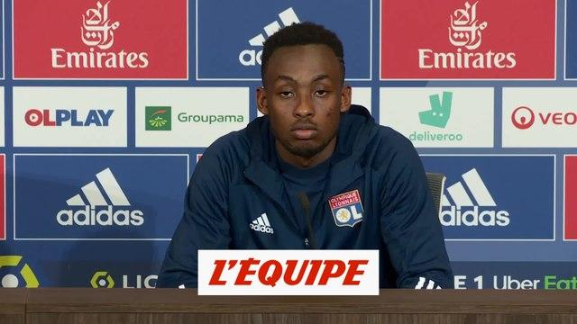 Kadewere : «C'était important de gagner » - Foot - L1 - Lyon